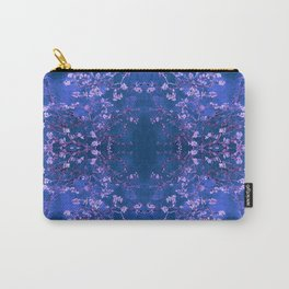 Loving V - shades of blue Carry-All Pouch