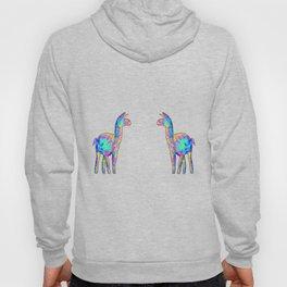 Neon Llama Hoody