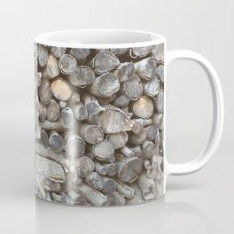 Log pile Coffee Mug