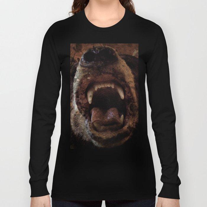 Bear! Long Sleeve T-shirt