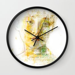 It was Monday Wall Clock