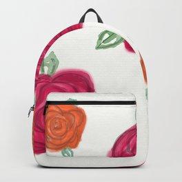 Simple roses Backpack