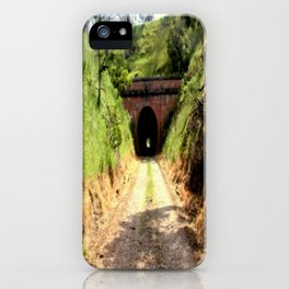 Cheviot Tunnel #2 iPhone Case