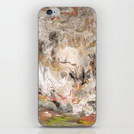 Earth Strata Marble iPhone Skin