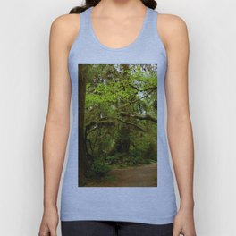 The Opulence Of The Rainforest Unisex Tank Top