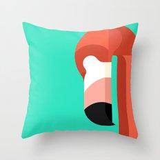 B/f/P 1 Throw Pillow