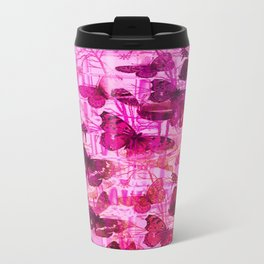 BUTTERFLY HOTHOUSE Travel Mug