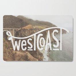 West Coast - BigSur Cutting Board