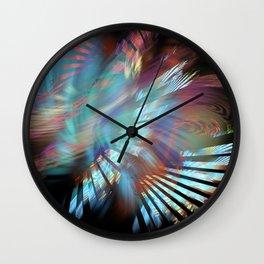 Woosh Wall Clock