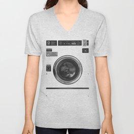 Laundromat Unisex V-Neck