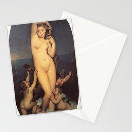 Jean-Auguste-Dominique Ingres - Vénus Anadyomène Stationery Cards