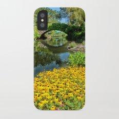 The Pond iPhone X Slim Case