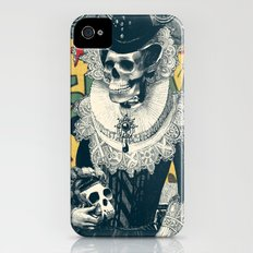 Lady Slim Case iPhone (4, 4s)