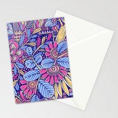 Happy Garden Stationery Cards