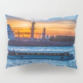 Saint Petersburg Pillow Sham