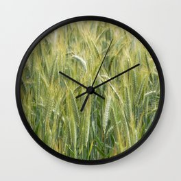 Rye Wall Clock