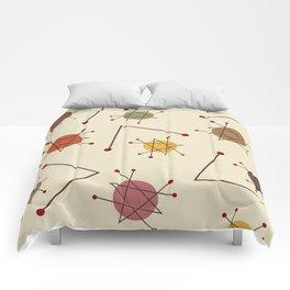 Atomic Era Autumn Comforters