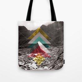 Sojourn series - Fox Glacier  Tote Bag