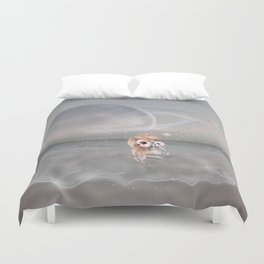How did I get here, how can I go home. Duvet Cover