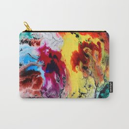 Array of abstract bliss Carry-All Pouch