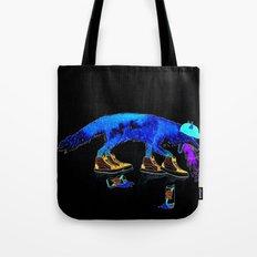 Drunk Fox Tote Bag
