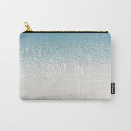 Dive in Carry-All Pouch