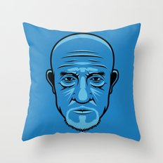 Mike from Breaking Bad Throw Pillow