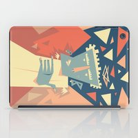 angel iPad Cases featuring Angel by 5wingerone