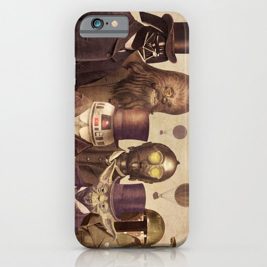 Victorian Wars  - square format iPhone & iPod Case