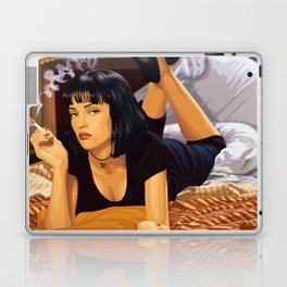 Two Shakes of a Lamb's Tail Laptop & iPad Skin