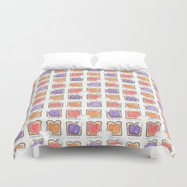 Toasty Duvet Cover