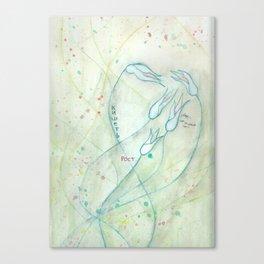 Рост. Canvas Print