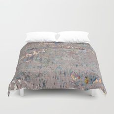 Muddy weather Duvet Cover