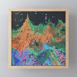 RADRCAST Framed Mini Art Print