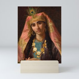 "Sophie Gengembre Anderson ""Scheherazade"" Mini Art Print"