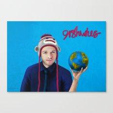 GISHWHES Canvas Print