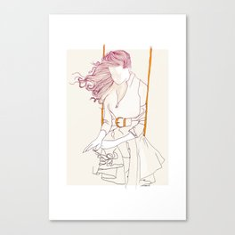 Balancelle Canvas Print