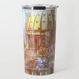 St. Peter's Basilica Travel Mug
