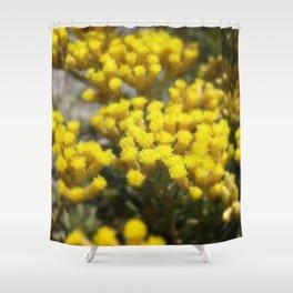 GOLDENSUN Shower Curtain
