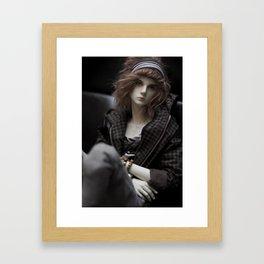 Things To Remember Framed Art Print
