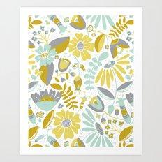 Annabelle Meadow Art Print