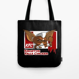 Kingston Falls Chicken Tote Bag