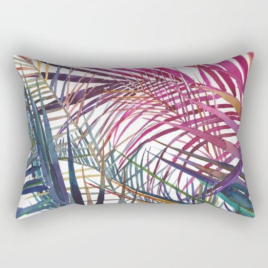 The jungle vol 1 Rectangular Pillow