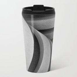 Geometric feelings Travel Mug