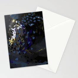Shy to Survive Stationery Cards