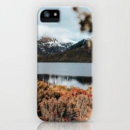 Through the Looking Glass   Tasmania, Australia iPhone Case