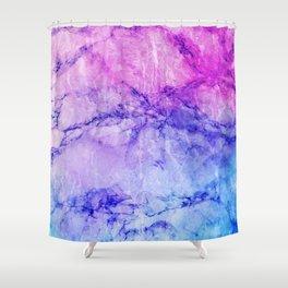 Vivid Stones Shower Curtain