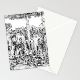 Rescued Stationery Cards