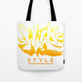 Wild Style AU ver0.3 Tote Bag