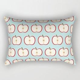Apple party Rectangular Pillow